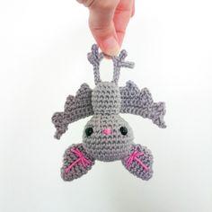 BabyBat amigurumi pattern by Armigurumi