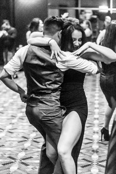 Ah the dance of the heart. The sultry sexual Argentine Tango.