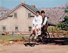 butch cassidy sundance bicycle - Google Search