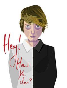 Hey, How ya doin? How Ya Doin, Illustration Art, Illustrations, Joker, Memories, Fictional Characters, Memoirs, Souvenirs, Jokers
