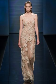 Alberta Ferretti Spring 2013 Ready-to-Wear Fashion Show - Nadja Bender