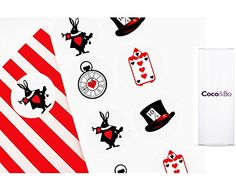 10 x Coco&Bo - Alice in Wonderland - Mad Hatters Tea Party Stickers - Great for Invitations, Goodie Bag, Party Favour Stickers - Queen of Hearts Table Decorations Coco & Bo http://www.amazon.co.uk/dp/B00FI1TX36/ref=cm_sw_r_pi_dp_SJNsvb037QJ5W