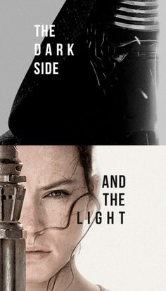 The Dark Side and the Light