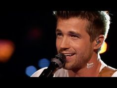 """Josiah Hawley: """"The Man Who Can't Be Moved"""" - The Voice #VoiceTop12 #TeamUsher"""