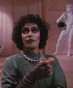 Rocky Horror Picture Show. Tim Curry