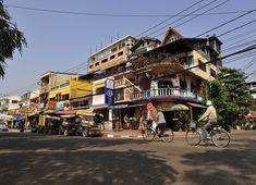 Downtown Vientiane Laos - Bing Images