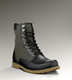 UGGS Montgomery. Now I would wear these UGGS out in Public