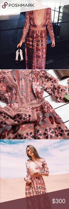 Brand new for love and lemons Juliet maxi dress  no trades  For Love and Lemons Dresses Maxi