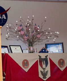 Eagle Scout Court of Honor marshmallow tree