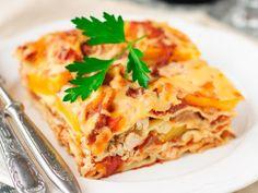Lasagnes au poulet : Recette de Lasagnes au poulet - Marmiton