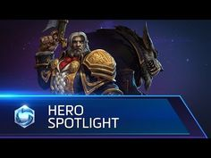 Greymane Spotlight – Heroes of the Storm - YouTube