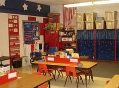 Portable classroom idea   Classroom Decorations Ideas Middle School Classroom Decorations Ideas ...