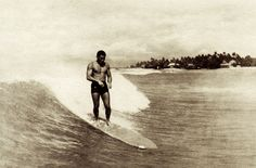 """May 2016 Surf legend, Albert """"Rabbit"""" Kekai died at age He was one of the godfathers of modern day surfing. Retro Surf, Vintage Surf, Surf Drawing, Sport Of Kings, Surf Art, Surfs Up, Surfing, Country Roads, Waves"""