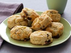 Scones recipe from Alton Brown via Food Network