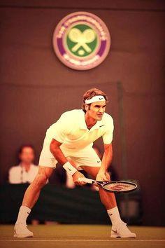 Roger Federer - Wimbledon 2014 @JugamosTenis