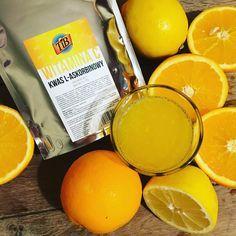 Kalibracja witaminą C czyli jak wyleczyć siebie i dziecko praktycznie z każdej choroby - Noemi Demi Detox, Orange, Fruit, Breakfast, Fitness, Health, Food, Vitamin C, Morning Coffee