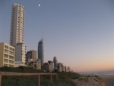 Go back to Surfers Paradise, Australia... miss this beach so much