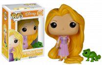 Tangled Rapunzel and Pascal Pop! Vinyl - Main Image