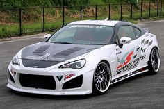 Chargespeed GT86 BRZ FRS Body Kit