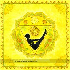 SOLAR PLEXUS:  Reflects our ability to accept responsibility for ourselves and assume personal authority over our lives.  It is the center for our personal expression of power.