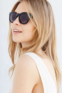 Goldendaze Square Sunglasses