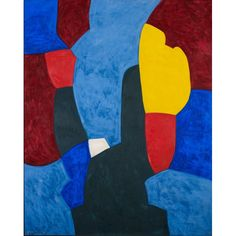 Exposition - Serge Poliakoff - MaM - Paris.fr