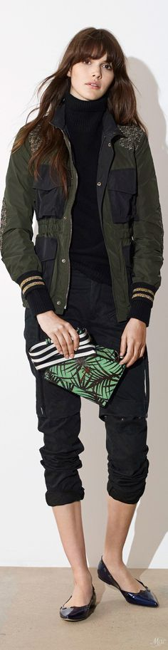bedf43f302 68 Best Pants images | Military fashion, Woman fashion, Jackets
