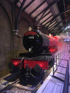 Hogwarts Express at Warner Bros Studios