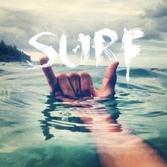 As long as I have my surfboard, sand on my bare feet, sea salt in my hair and the sun burning my skin, I know I'll be living my dream. ♥