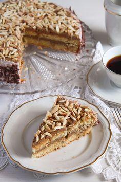 polish almond cake 4