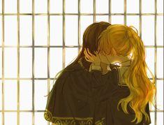 Lucas x athy kiss Anime Couples Drawings, Anime Couples Manga, Anime Love Couple, Manga Couple, Anime W, Kawaii Anime, Cute Anime Boy, Anime Art Girl, Cute Anime Coupes