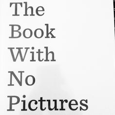 The Book With No Pictures, BJ Novak