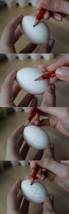 how to paint easter eggs // Tipps und Tricks zum Eier bemalen - Muster zeichnen leicht gemacht