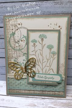 Hi there Stampin Friends! Welcome to the May 2016 Blog Hop- we are featuring Thinking of You and Sympathy cards this month. I'd like to welcome our three guest hoppers this month, look…