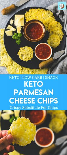 If youre looking for that carbohydrate crunch, these keto parmesan chips are just what youve been looking for! They are simple to make, taste amazing and go down an absolute treat for picnics, social gatherings or a delicious accompaniment to a sunset drink. via @fatforweightlos