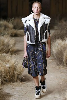 Coach 1941 Fall 2017 Ready-to-Wear Collection - Fashion Unfiltered