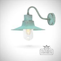 Sheldon wall lantern - vert - Outdoor Wall Lights