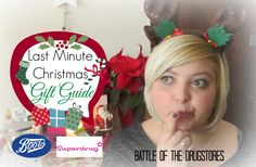 ☆ Xmas last minute gift guide | Battle of the Drugstores ☆