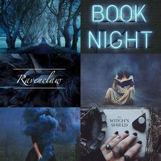 Dark Ravenclaw Aesthetic