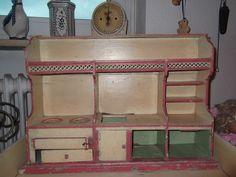 Puppenküche von Moritz Gottschalk 1913 | eBay
