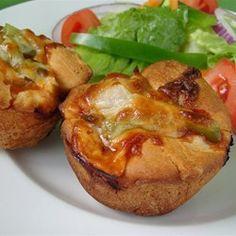 Pizza Muffins - Allrecipes.com