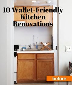 before after 10 wallet friendly kitchen renovations best of 2014 apartment