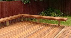 More Great Deck Designs Five More Tips keep the view open (with deck less than 30 inches from the ground)