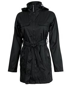 00c46f59 Charles River Apparel Womens NorEaster Rain Jacket Black Large ** Check  this awesome product by going to the link at the i… | Women's Coats and  Jackets
