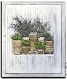 Интерьерное панно Роса Cute Diy Projects, Projects To Try, Altered Boxes, Wood Coasters, Dried Flowers, Country Decor, Vintage Floral, Dollhouse Miniatures, Decoupage