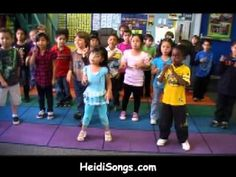 Dinners Ready song about Thanksgiving Dinner!  From HeidiSongs.  My KIDS loved this song!!!!