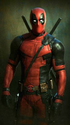 #Deadpool #Fan #Art. (DeadPool) By: Nenito0211. ÅWESOMENESS!!!™ ÅÅÅ+
