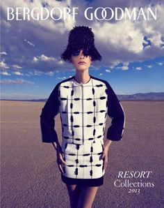 Lisa Verberght by Sofia Sanchez & Mauro Mongiello for Bergdorf Goodman Fall Winter 2013-2014 9