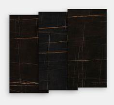 Sahara noir Marmi, black marble effect porcelain tiles Marble Wall, Marble Floor, Tile Floor, Black Tiles, Black Marble, Exterior Wall Tiles, Porcelain Tiles, Kitchen Tops, Marble Effect