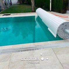 ⛈️ Ahora llega la borrasca #Bruno y después vendrán otras. Que no te pille desprevenido. Cuida el agua de tu piscina instalando una cubierta. Contamos con soluciones que se adaptan a tu espacio incluso sin hacer obra.